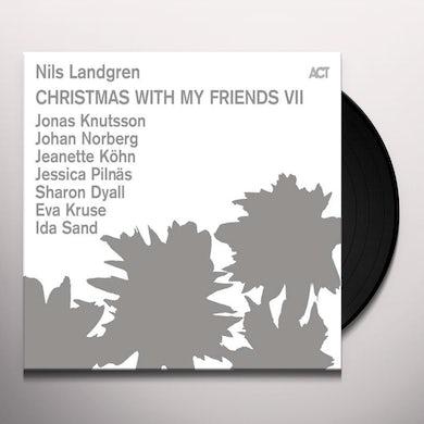 Nils Landgren CHRISTMAS WITH MY FRIENDS VII Vinyl Record