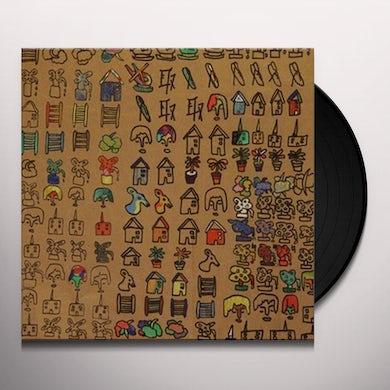 BREAKING MIRRORS Vinyl Record