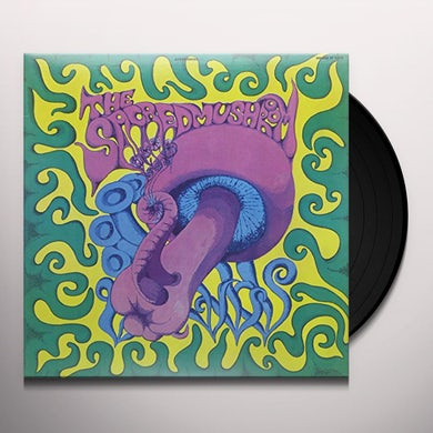 Sacred Mushroom SHAKE IT MUSHROOM Vinyl Record