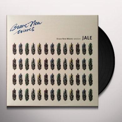 Jale BRAVE NEW WAVES SESSION(BLUE VINYL) Vinyl Record