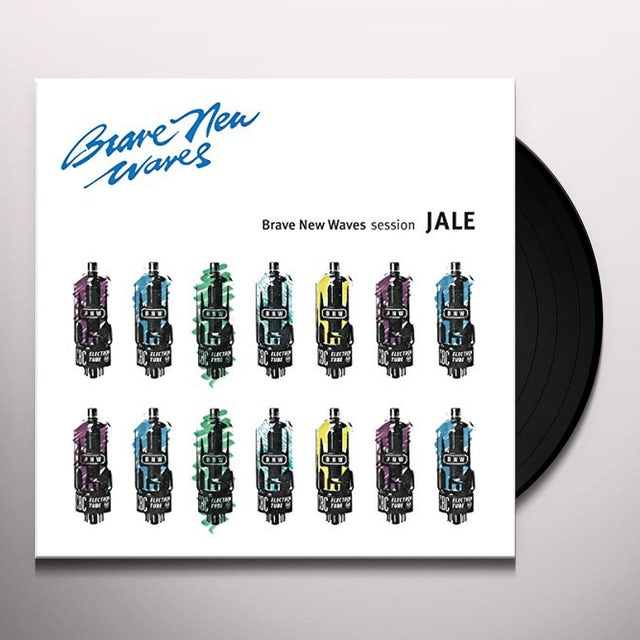 Jale BRAVE NEW WAVES SESSION Vinyl Record