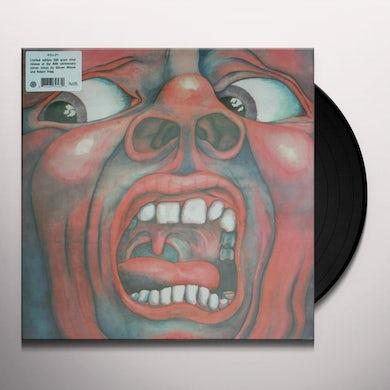 In The Court Of The Crimson King  200 G 40th Anniversary Steven Wilson Remix Vinyl Record