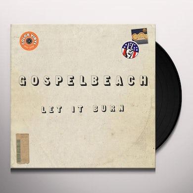 Let It Burn (Clear Green Vinyl) Vinyl Record
