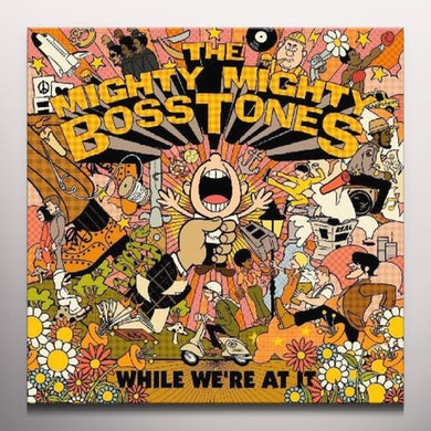 Mighty Mighty Bosstones WHILE WE'RE AT IT Vinyl Record