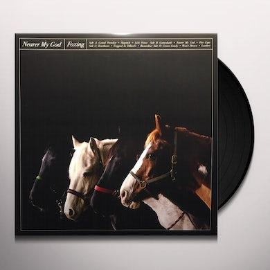 Foxing NEARER MY GOD - Random Color Selection Vinyl Record