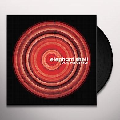 Tokyo Police Club Elephant Shell Vinyl Record