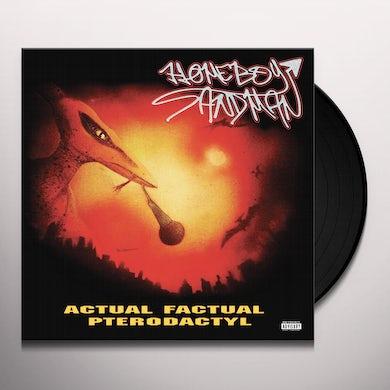 Homeboy Sandman ACTUAL FACTUAL PTERODACTYL Vinyl Record