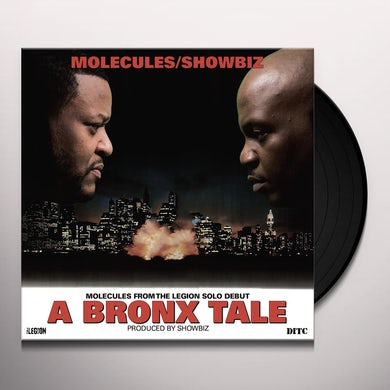 Molecules & Showbiz A BRONX TALE Vinyl Record