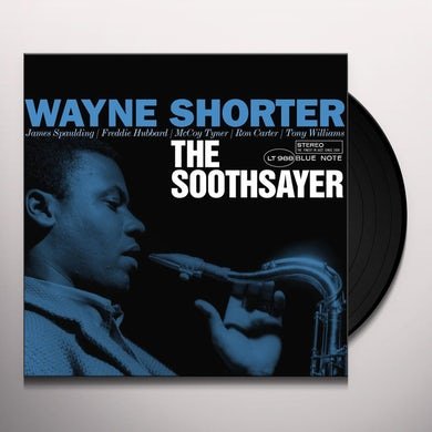 Wayne Shorter SOOTHSAYER Vinyl Record