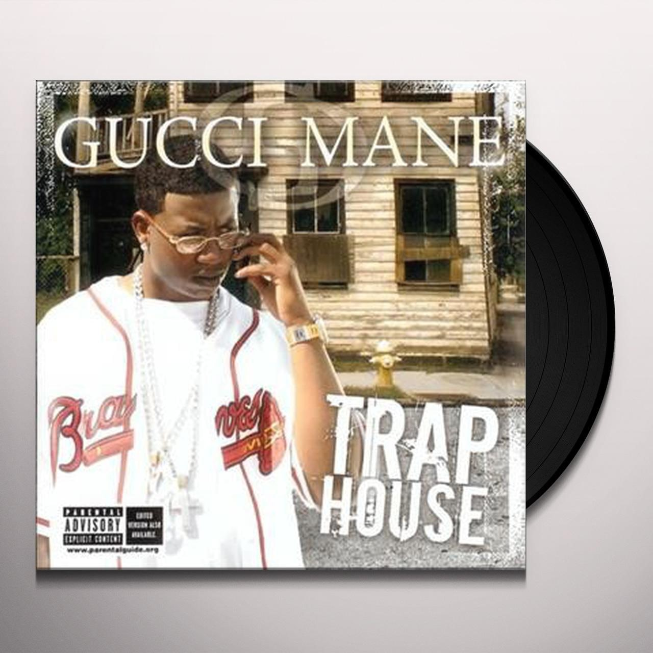 Gucci Mane Trap House Vinyl Record
