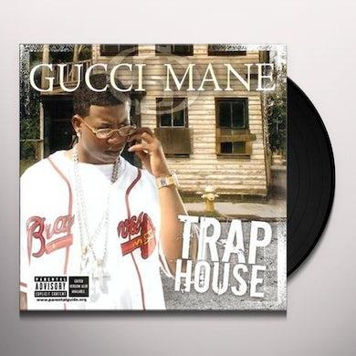 Gucci Mane TRAP HOUSE Vinyl Record