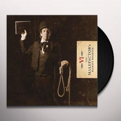 Vulture Industries MALEFACTOR'S BLOODY REGISTER Vinyl Record