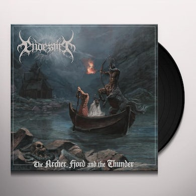 Endezzma ARCHER FJORD AND THE THUNDER Vinyl Record