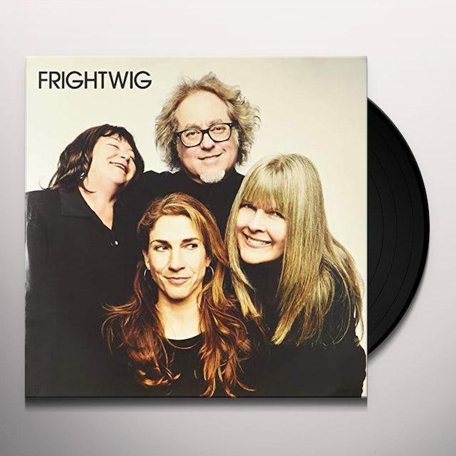 Frightwig WAR ON WOMEN Vinyl Record
