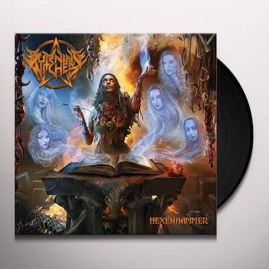 Burning Witches HEXENHAMMER Vinyl Record