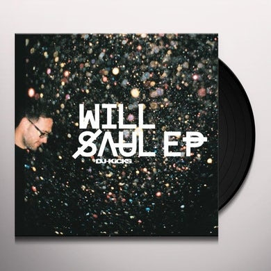 WILL SAUL DJ-KICKS EP / VARIOUS Vinyl Record - UK Release