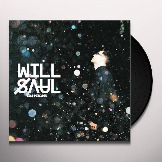 Will Saul DJ-KICKS Vinyl Record