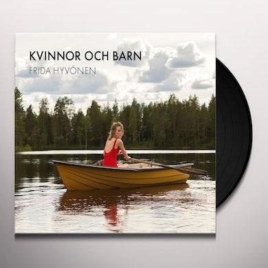 Frida Hyvonen KVINNOR & BARN Vinyl Record
