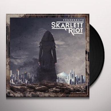 Skarlett Riot REGENERATE Vinyl Record