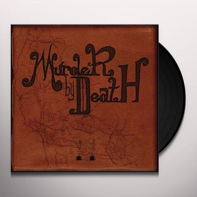 Murder By Death WHO WILL SURVIVE & WHAT WILL BE LEFT OF THEM? Vinyl Record