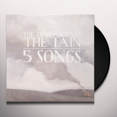 The Decemberists TAIN / 5 SONGS Vinyl Record