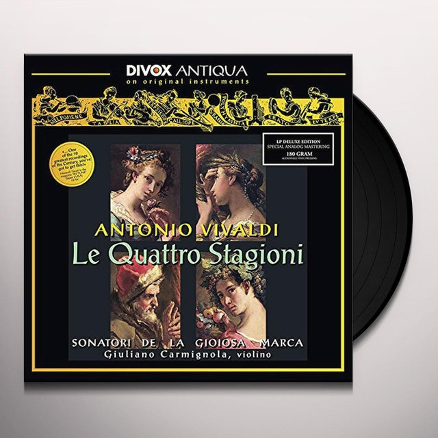 Vivaldi / Marca / Carmignola