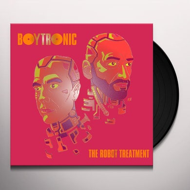ROBOT TREATMENT Vinyl Record