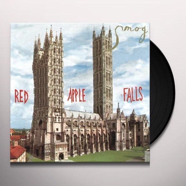 Smog RED APPLE FALLS Vinyl Record