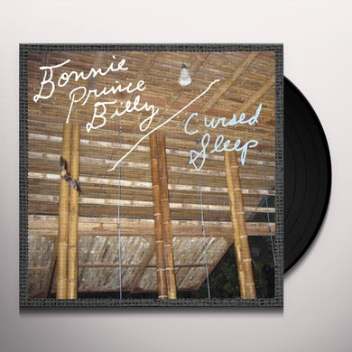 Bonnie Prince Billy CURSED SLEEP Vinyl Record
