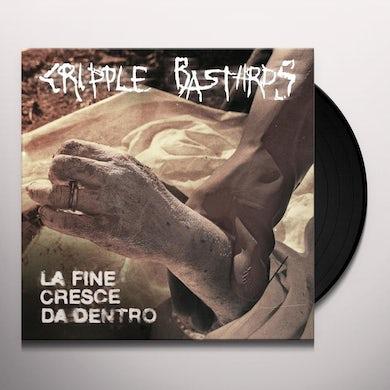 FINE CRESCE DA DENTRO Vinyl Record