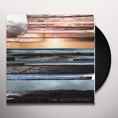 MICROPHONES WAS NOT WE STAYED IN THE WATER Vinyl Record