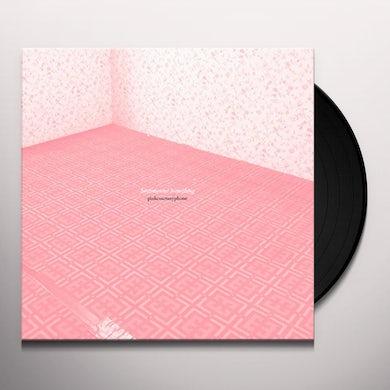 Pinkcourtesyphone SENTIMENTAL SOMETHING Vinyl Record