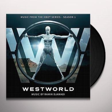 RAMIN DJAWADI WESTWORLD: SEASON 1 Vinyl Record