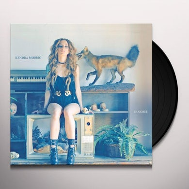 Kendra Morris BANSHEE Vinyl Record