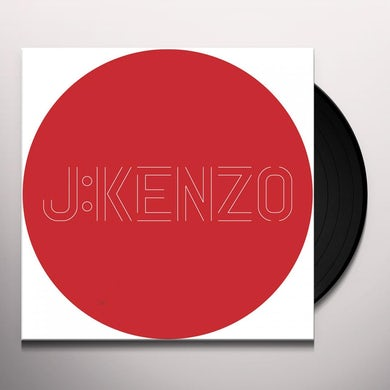 J:Kenzo INVADERZ / DEPTH CHARGE Vinyl Record