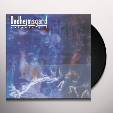 Dodheimsgard SATANIC ART Vinyl Record