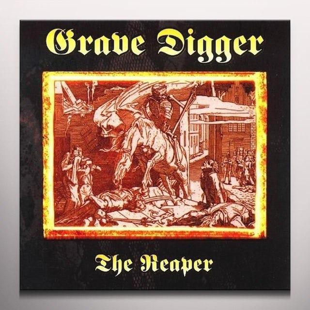 Grave Digger REAPER Vinyl Record