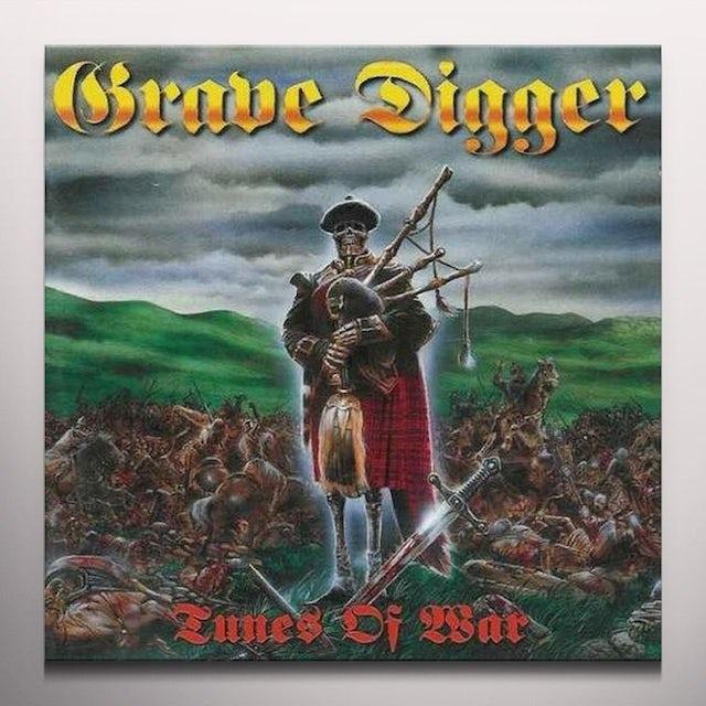 Grave Digger TUNES OF WAR Vinyl Record