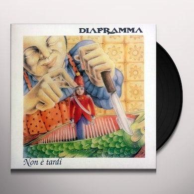 NON E TARDI Vinyl Record