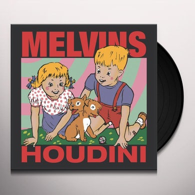 Melvins HOUDINI Vinyl Record