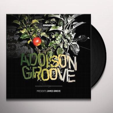Addison Groove PRESENTS JAMES GRIEVE Vinyl Record