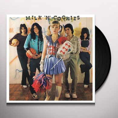 MILK N COOKIES Vinyl Record