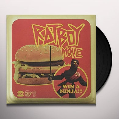 RATBOY MOVE Vinyl Record