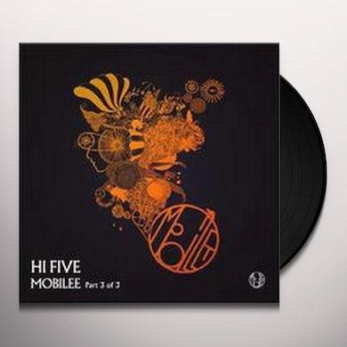 Anja Sebo K / Schneider HI FIVE MOBILEE 3 OF 3 Vinyl Record