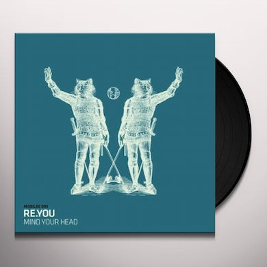 Re.You MIND YOUR HEAD Vinyl Record