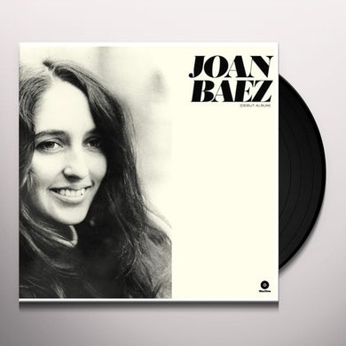Joan Baez DEBUT ALBUM Vinyl Record - Spain Release