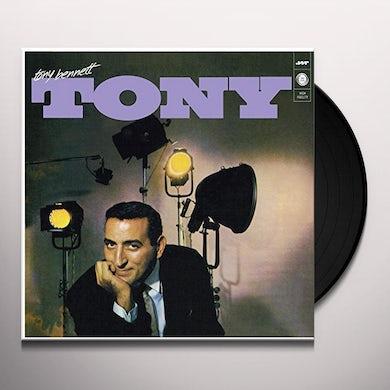 Tony Bennett TONY Vinyl Record
