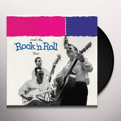 ROCK 'N ROLL TRIO Vinyl Record - Spain Release