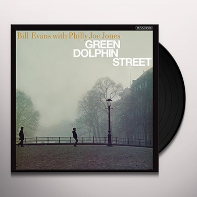 Bill Evans GREEN DOLPHIN STREET Vinyl Record - Spain Release