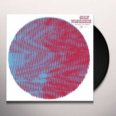 BLUE TO RED Vinyl Record